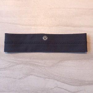 ✨Lululemon✨Gray Headband